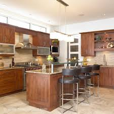 cuisine contemporaine en bois armoires de cuisine contemporain bois massif comptoirs 2 idée de