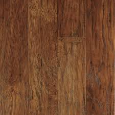 Laminate Flooring Wide Plank Shop Allen Roth 4 85 In W X 3 93 Ft L Marcona Hickory