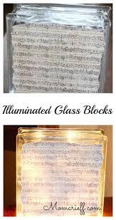 34 best glass blocks images on pinterest lighted glass blocks