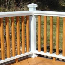 Decking Banister Lumberock Composite Decking Railings Gallery