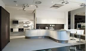 curved island kitchen designs home decoration ideas