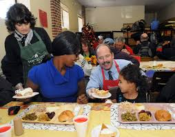 free thanksgiving meals to be served around city albuquerque journal