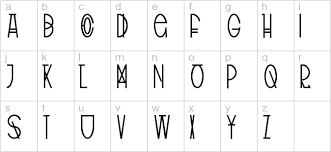 tribal type animals fonts retro fonts tattoo fonts for