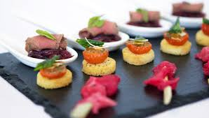 catering and events company edinburgh hickory food