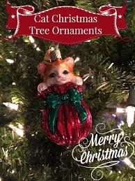 purr fect cat tree ornaments for a meowy