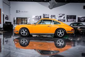 Porsche 911 Orange - 1970 porsche 911t signal orange exceptional road scholars