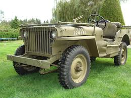 1942 willys eep willys mb military slat grill