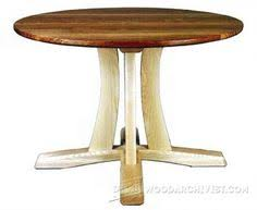 Poker Table Pedestal 1782 Poker Table Plans Furniture Plans Poker Table Pinterest