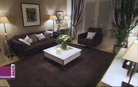 deco canape marron salon marron gris fabuleux designs de en et deco newsindo co