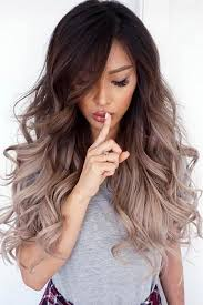 thin hair with ombre 40 picture perfect hairstyles for long thin hair ombre brown