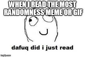 Funny Dafuq Memes - dafuq did i just read meme imgflip