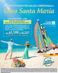 super paquete cayo santa maria en mayo agencia de viajes en peru