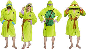 Ninja Turtle Halloween Costume Women 9 99 Reg 50 Tmnt Robe Costume Free Shipping