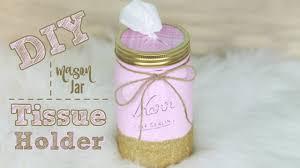 diy super cute tissue holder almalopezz youtube