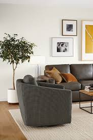 Best Modern Swivel Chairs Images On Pinterest Swivel Chair - Modern swivel chairs for living room