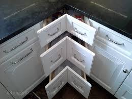corner kitchen cabinet furniture make the most of those corner kitchen cabinets
