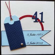 41 ans de mariage 41 ans de mariage une commande une carte les 2 mains