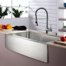 modern barn kitchen kitchen sinks fabulous farmhouse sink with faucet holes single