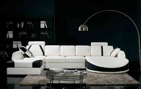 Luxury Living Room by Retro 13 Black And White Retro Contemporary Black White Living