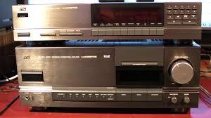 jvc home theater receiver jvc az z1010 u0026 fx 1010 power output 100 watts per channel into 8ω