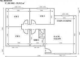 plan de cuisine gratuit pdf logiciel pour plan de maison gratuit a telecharger trendy great