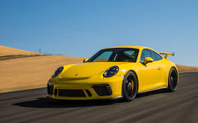 2018 porsche 911 gt3 we u0027re driving it this week picture
