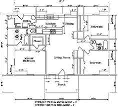South Ridge Floor Plans Floor Plan For The Kodiak Steel Homes Hillcrest 2 1 560 Square