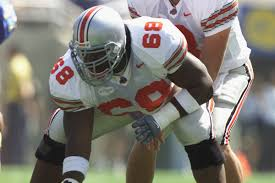 bentley college football ohio state football all decade team lecharles bentley rob sims