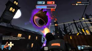 tf2 halloween background hd team fortress 2 monoculus npc boss battles youtube