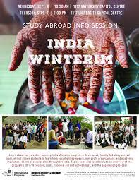 india winterim