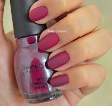 nails context sinfulcolors professional leather luxe collection