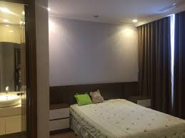 modern apartment 2 bedrooms for rent in vinhomes central park