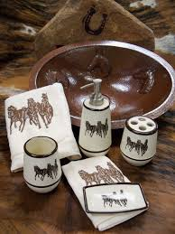 Horse Bathroom Accessories by Bed And Bath