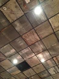 basement interesting basement ceiling ideas with pendant lamp for