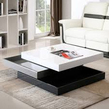 High Coffee Tables J M Furniture Modern Coffee Table Cw01 In White High Gloss Grey
