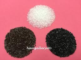 Keratin Tipped Hair Extensions by 100 Italian Italy Keratin Glue Granules For I U Tip Fusion Hair