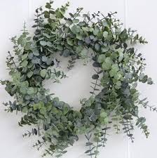 wreath 60cm spiral eucalyptus wreath 20 99