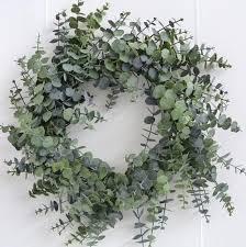 eucalyptus wreath christmas wreath 60cm spiral eucalyptus wreath 20 99