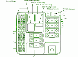 car wiring 93 acura legend fuse box diagram exterior 1998 cl 86