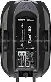 jual speaker aktif wharfedale titan 12d