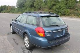 blue subaru outback 2007 2007 subaru outback station wagon 5 door in michigan for sale