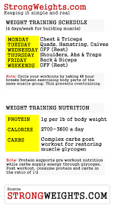 Weight Bench Workout Plan 13 Answers What Is A Good Workout Plan To Gain Muscle Mass For