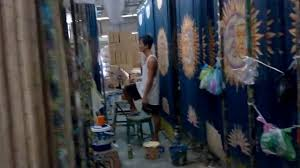 Bamboo Door Beads Australia by Hand Painted Bamboo Beaded Curtain Manufacturer And Exporter In