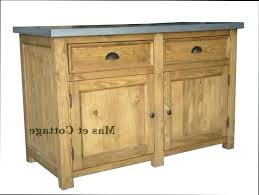 buffet cuisine bois meuble cuisine en bois buffet bois brut buffet cuisine en bois