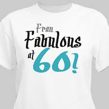 60 year birthday t shirts 60th birthday gifts personalized