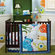 Toys R Us Crib Bedding Sets Disney Baby Monsters Inc 4 Crib Bedding Set Toys R Us