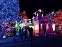 Pleasanton Christmas Lights The Best Neighborhoods For Holiday Lights In The Bay Area Sfgate