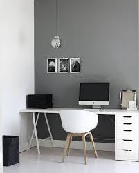 le de bureau deco office grey a merry mishap exactement mon style de bureau et déco
