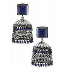 Buy Tribal German Silver Jhumka German Silver Sun Earrings Price 199 Buy Now Http Www