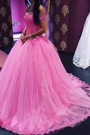 pink quinceanera dresses on luulla